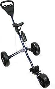 Intech Tri Trac 3-Wheel Pull Golf Cart