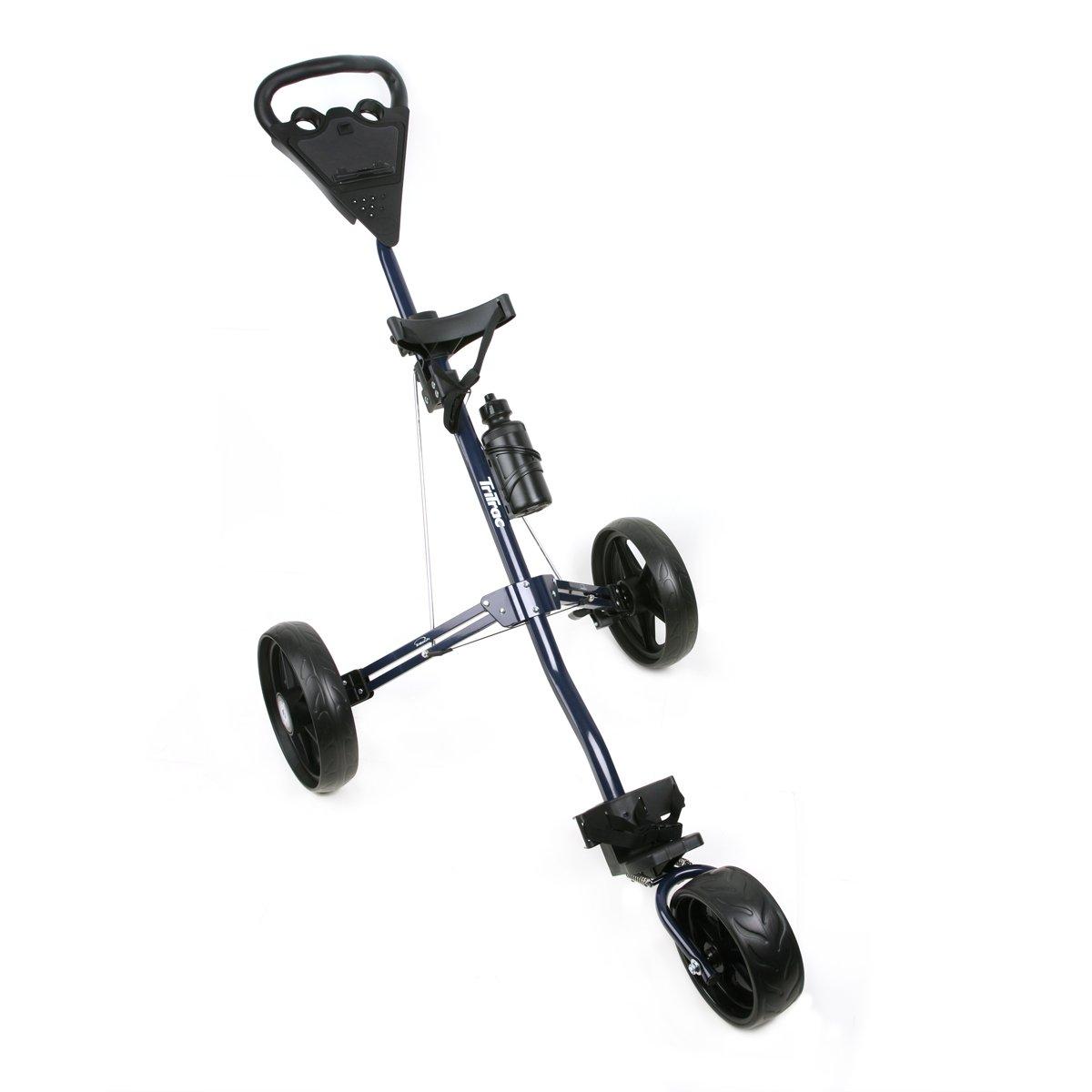 【メーカー直送】 Intech Tri B000A0IKHA Trac 3-Wheel Intech Tri Pull Golf Cart B000A0IKHA, 旭川北珈館:7a87e87c --- a0267596.xsph.ru