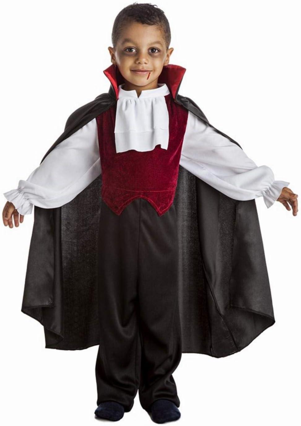 Disfraz de Vampiro Infantil: Amazon.es: Juguetes y juegos