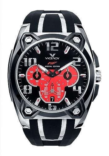 zapatos deportivos 10a10 30237 Viceroy Fernando Alonso Collection Men's Crono Watch 47617 ...
