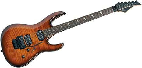 Guitarra electrica lag arkane 200 brown shadow: Amazon.es ...