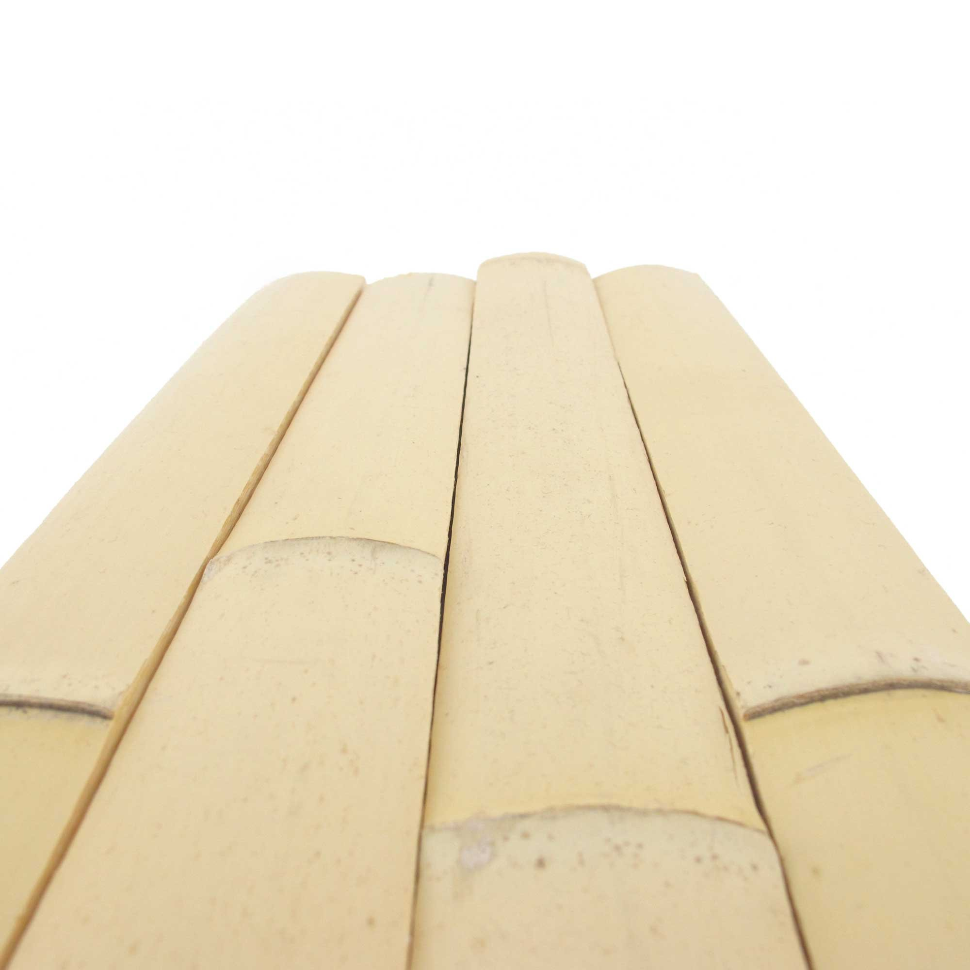 Bamboo Slats For Walls, Ceiling, Fences, Home Projects 94.4'' x 1.57'' - Bundle of 30 - BambooMN by BambooMN