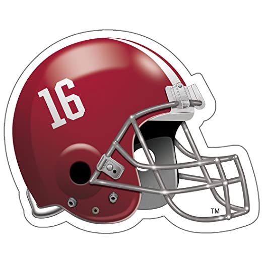 online store efd81 2f9bf Amazon.com: CounterArt Alabama Crimson Tide Football Helmet ...