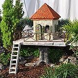 """Mini Miniature Fairy Garden """"Fairy Resort"""" House"""