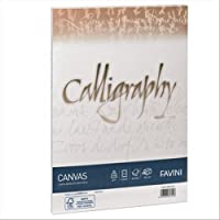 Favini Canvas Calligraphy - Papel (A4 (210x297 mm)