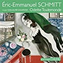 Odette Toulemonde Audiobook by Éric-Emmanuel Schmitt Narrated by Guillaume Gallienne