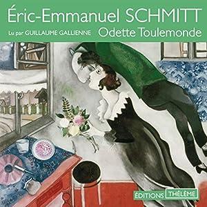 Odette Toulemonde   Livre audio