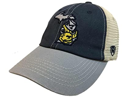 49ac63d76a8 Amazon.com   Top of the World Michigan Wolverines Tow United Mesh ...