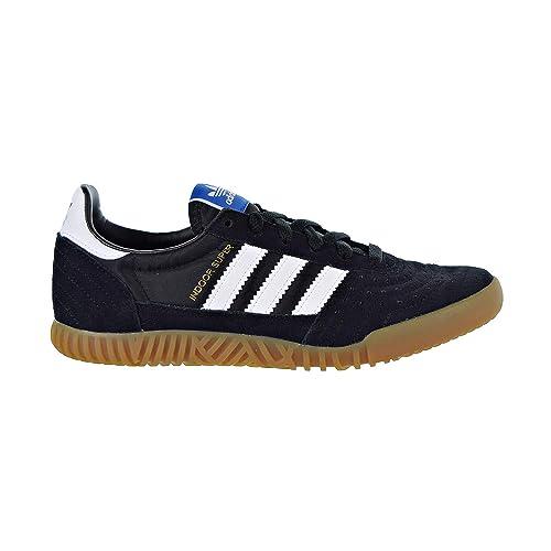 b7693c7beb1 adidas Indoor Super Men s Shoes Core Black Footwear White Gum b41523 (6 D