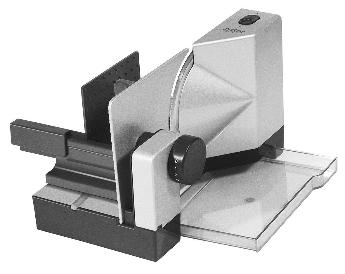 ritter Allesschneider E 18, elektrischer Allesschneider mit ECO-Motor, made in Germany Küchenmaschinen elektrische Küchenmaschinen