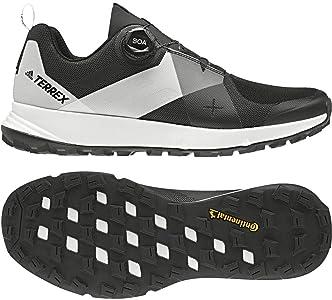 Adidas Terrex Two Boa, Zapatillas de Senderismo para Hombre, Negro ...