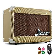 Donner Electric GuitarAmplifier 10 Watt Classical Guitar AMP DEA-1