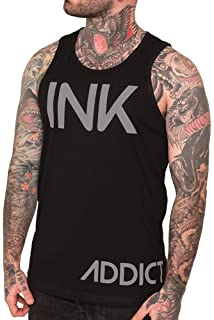 Amazon.com: InkAddict Ink Meas Mens Tattoo Tee: Clothing