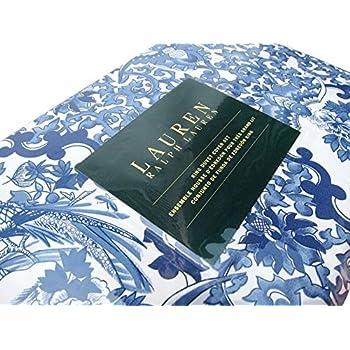 Amazon Com Ralph Lauren Porcelain Blue Tamarind Birds