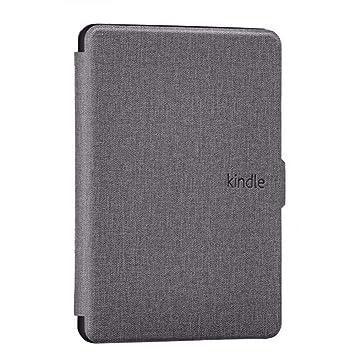 WDBHTAO Funda Kindle Kindle 8 E-Reader Caso PU Cubierta De ...