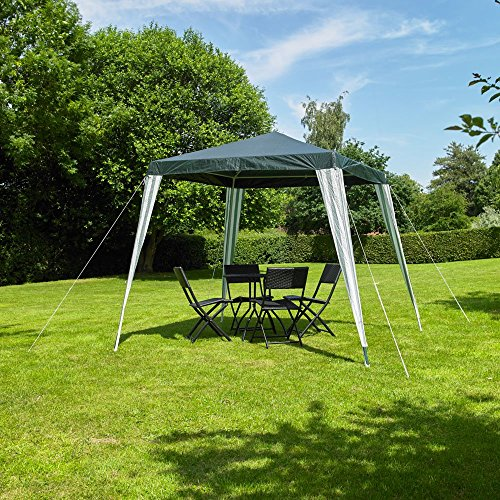 Kingfisher 2.4m x 2.4m Gazebo Party Tent