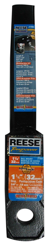 Reese Towpower 21901 Class II Interlock Ball Mount