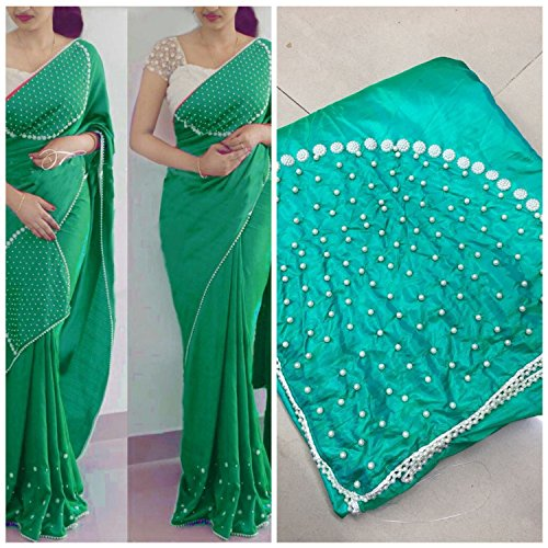 Donne Di Verde Wear Designer Wedding Sari Indian Sari Da Nozze Progettista Le 2 For Per Da Facioun Party Traditional Indiani Facioun 2 Sari Sarees Green Indossare Women Partito Tradizionale 8YTnqpUn
