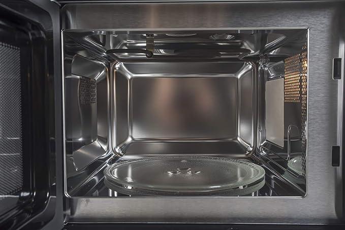 Sauber - Microondas con grill integrable HMS01I - 20 litros ...