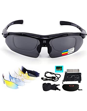 8374919281 Polarized Sports Sunglasses