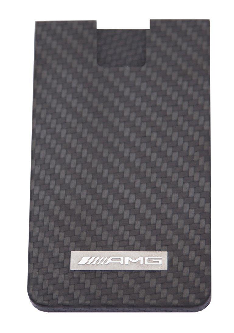 Mercedes Benz AMG Premium Matte Finish Carbon Fiber Business Card Case