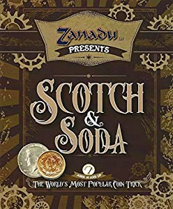 Scotch & Soda - The Most Popular Coin Trick in the World! Zanadu
