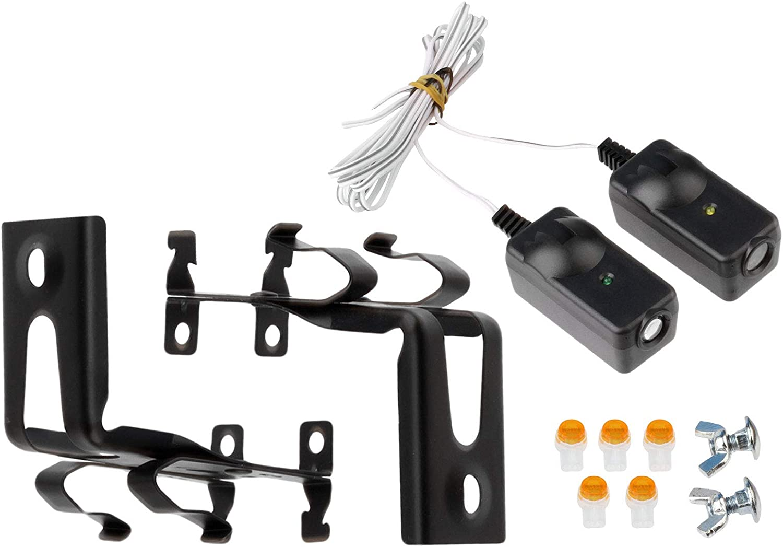 Safety Sensor Beam Eyes for 41A5034 Liftmaster Chamberlain Garage Door Opener