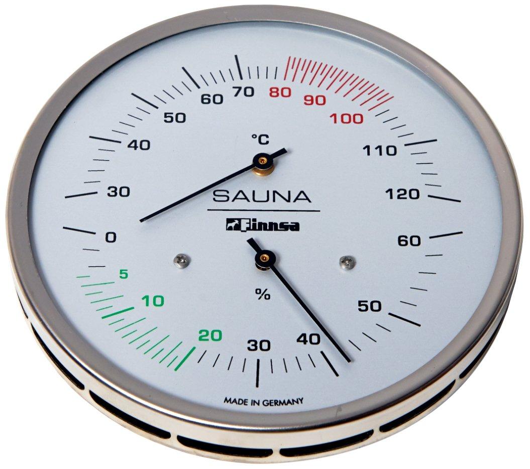 Interline 40940540 - Termometro igrometro di alta qualità