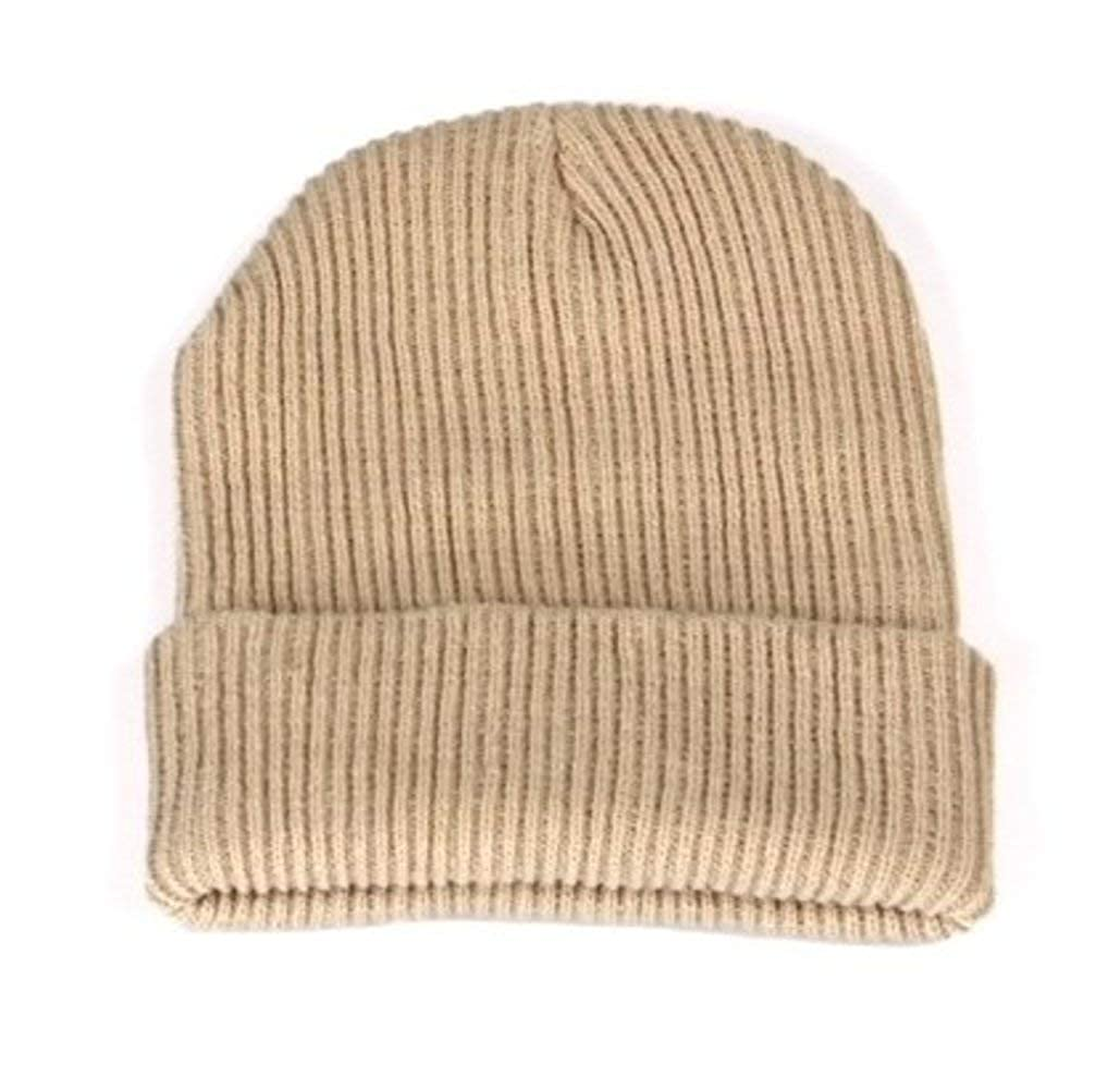GOOD.designs /® Beanie winter hat in different colours unisex hat knitted hat for ladies and gentlemen