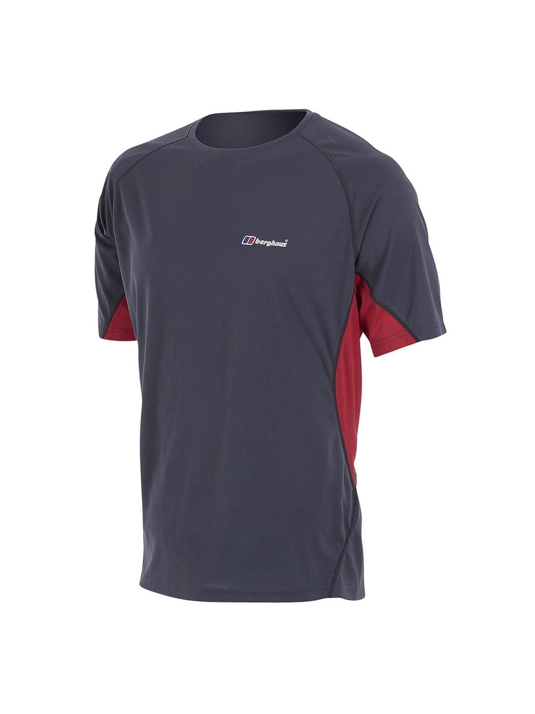 Berghaus Men's Short Sleeve Crew Neck Tech T-Shirt 420831