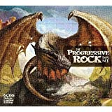 Progressive Rock Box [Import allemand]