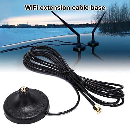 Stronrive - Antena Wi-Fi, trípode magnético, conexión SMA ...