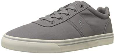 Polo Ralph Lauren COLORED HANFORD - Trainers - grey ezv1buTIvg