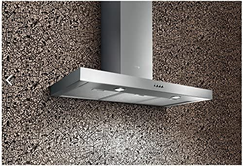 Turboair SOFIA H6 IX/A/60 De pared Acero inoxidable 368m³/h E - Campana (368 m³/h, Canalizado, F, g, E, 44 dB): Amazon.es: Hogar