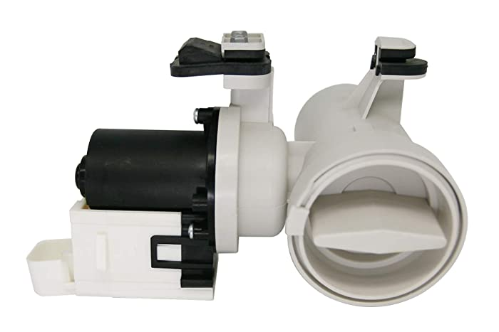 OEM New Replacement W10130913 for Whirlpool Kenmore Maytag Washer Pump - Replaces 850024 PS1960402 W10117829 AP4308966 8540024 WPW10730972