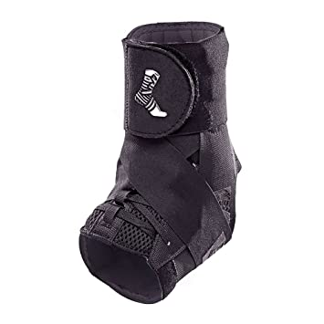 Black United New Mueller Soft Ankle Brace Small Factory Direct Selling Price