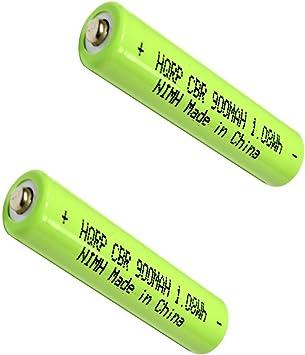 HQRP Batería Recargable para Panasonic N4DHYYY00005 / HHR-4DPA / HHR-4EPT Teléfono inalámbrico + HQRP Posavasos: Amazon.es: Electrónica