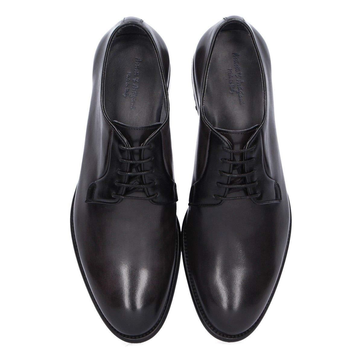 786812321e5c ARTISTI E ARTIGIANI Homme 7659GREY Gris Cuir Chaussures À Lacets