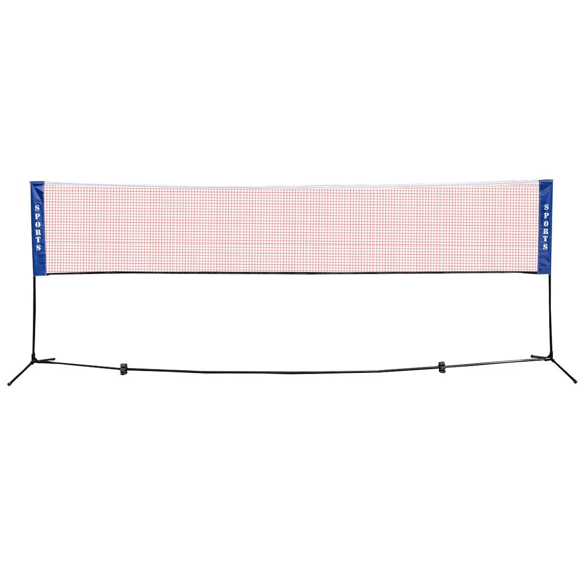 Volleyball net dimensions