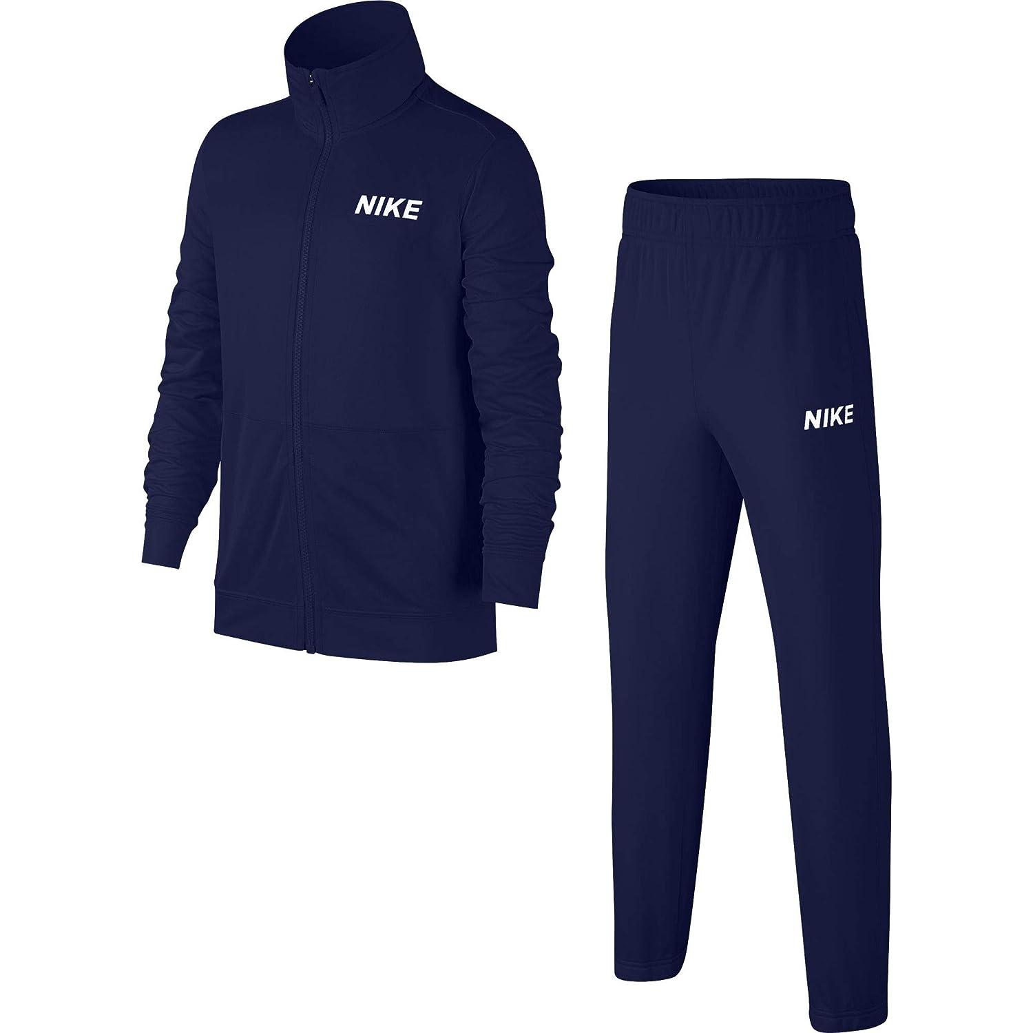 Ni/ños Nike B NSW TRK Suit Poly Warm UP