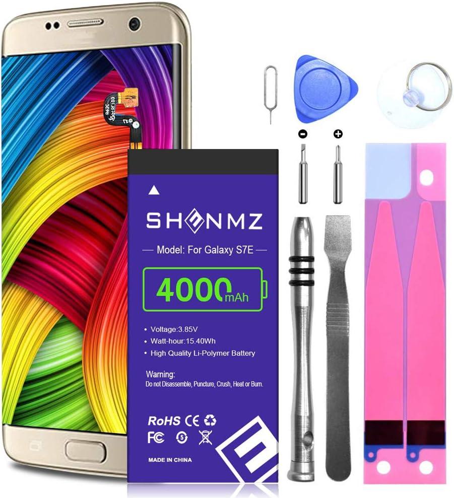 Batería para Galaxy S7 Edge SHENMZ 4000mAh