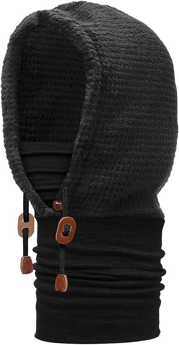 repertorio personaje cartel  Buff Unisex Polar Thermal Hoodie: Clothing - Amazon.com