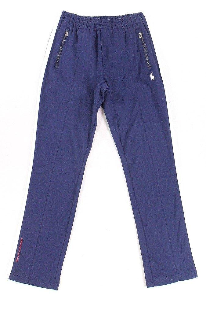 19a0ca9b Ralph Lauren Polo Men's Interlock Athletic Track Pants (X-Small ...