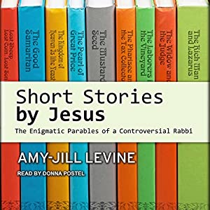 Short Stories by Jesus Audiobook