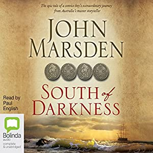 South of Darkness Audiobook
