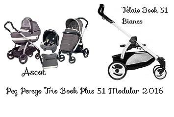 Peg Perego Trio Book 51 XL Sistema Modular 2016 Ascot Marco ...
