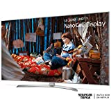 "LG 65"" Super UHD 4K HDR Smart LED TV 2017 Model (65SJ8000) Includes 1 Year of Netflix + 1 Year Extended Warranty"