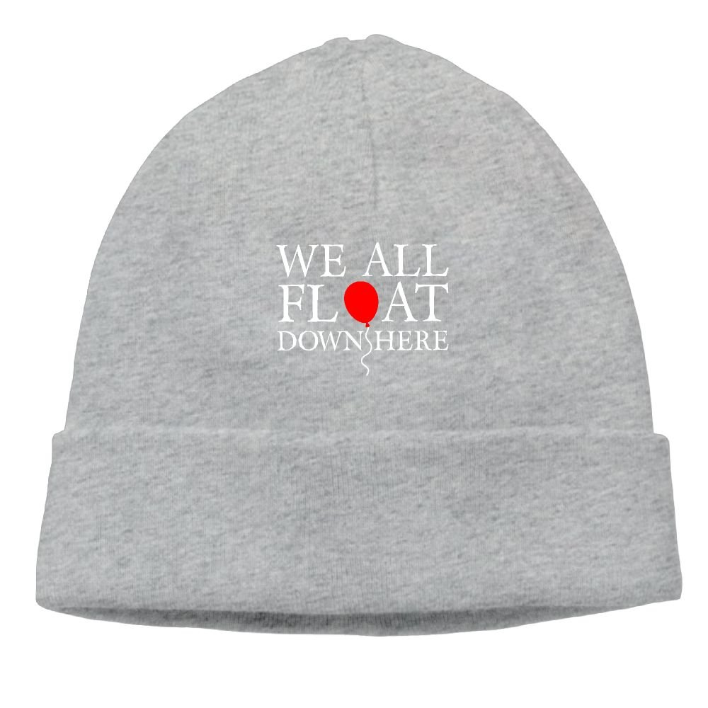 Adult Unisex We All Float Down Here Outdoor Beanies