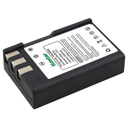 Kastar Battery for Nikon EN-EL9, ENEL9, EN-EL9a, ENEL9A, MH-23 and Nikon D3000, D5000, D40, D60, D40X SLR Cameras