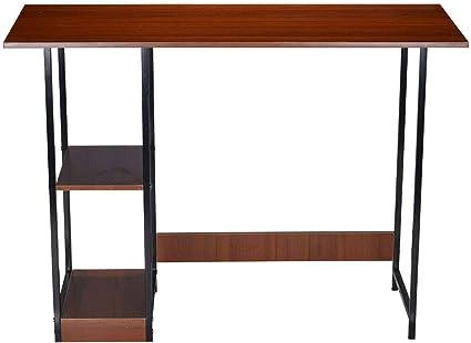 Mesa de escritura, 100 cm, para ordenador, para oficina, hogar ...